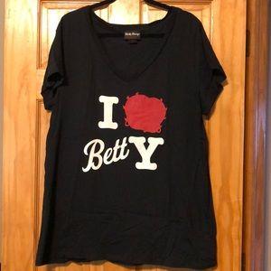 Torrid Betty Boop T-shirt